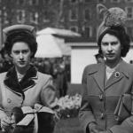 Princess Margaret and Queen Elizabeth 640x399