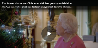 Queen reveals FASCINATING glimpse into royal Christmases with naughty great-grandchildren