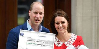 Royal Baby name Kate and William's new baby could be named Prince Albert Photo (C) GETTY
