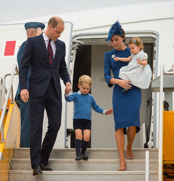 Royal Family For personal trips the royals must pay out of the Duchy of Cornwall Photo (C) GETTY