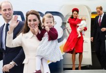 Royal family Travel rules Kate Middleton, Meghan Markle and the Queen must follow Photo (C) GETTY