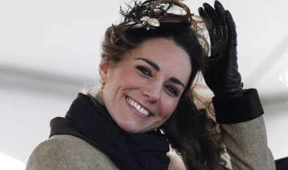 Royal news What career did Kate Middleton have to give up Photo (C) GETTY