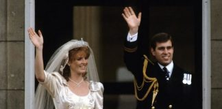 Sarah Ferguson Fergie first married Prince Andrew in 1986 Photo (C) GETTY