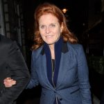 Sarah Ferguson Former wife of Prince Andrew a son of Queen Elizabeth II Photo C GETTY