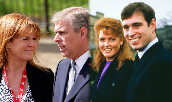 Sarah Ferguson Her relationship with Prince Andrew has been described as strange Photo (C) GETTY