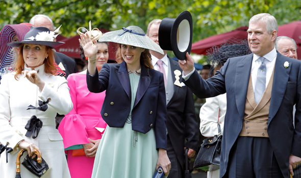Sarah Ferguson Prince Andrew And His Ex Wife Remain Close Photo C