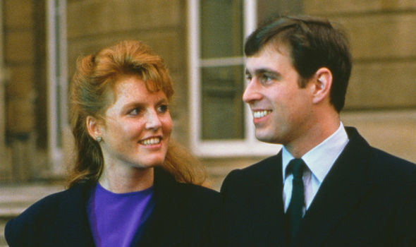 Sarah Ferguson She married Prince Andrew in 1986, but they later divorced in 1996 Photo (C) GETTY