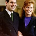 Sarah Ferguson wed her love Prince Andrew in 1986 but they divorced after a scandal in 1996 Photo C GETTY