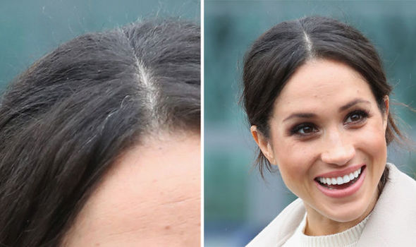 Some users took to the social platform to joke about their own grey hair Photo (C) GETTY