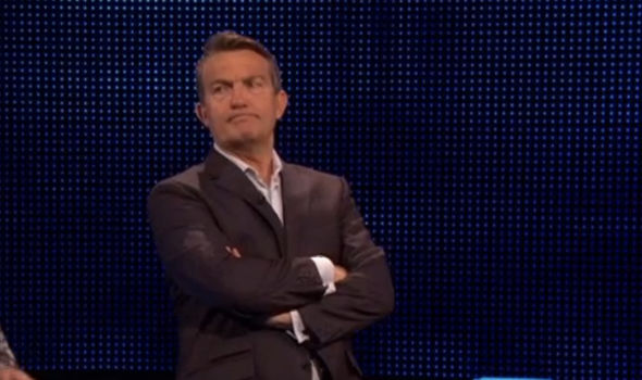 The Chase Fans couldn't believe what they'd heard Photo (C) ITV