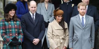 The Duchess is likely to have been advising Meghan on royal fashion and conversation techniques Photo C GETTY