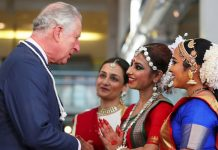 The Prince of Wales allegedly joked about whether a non-white women was really from Manchester Photo (C) GETTY