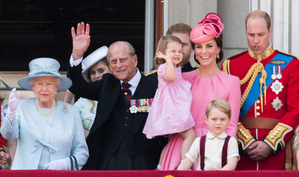 has provided a rare glimpse into the close bond she shares with Prince George and Princess Charlotte Photo C GETTY
