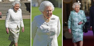 The Queen will celebrate her birthday on Saturday Photo (C) GETTY, AP