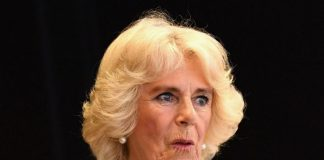 The palace has issued a statement to address Camilla's opening ceremony 'gaffe'. Photo Getty