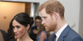 Tonights event marks the second Commonwealth event Meghan has attended this week Photo C GETTY