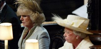 WICKED WOMAN The Queen reportedly vowed to have nothing to do with Camilla Photo C GETTY