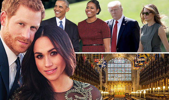 Who is invited to Meghan Markle and Prince Harry s wedding Full guestlist REVEALED 944071