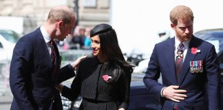 William appears to get on well with his sister in law Meghan ahead of their royal wedding Photo C REUTERS