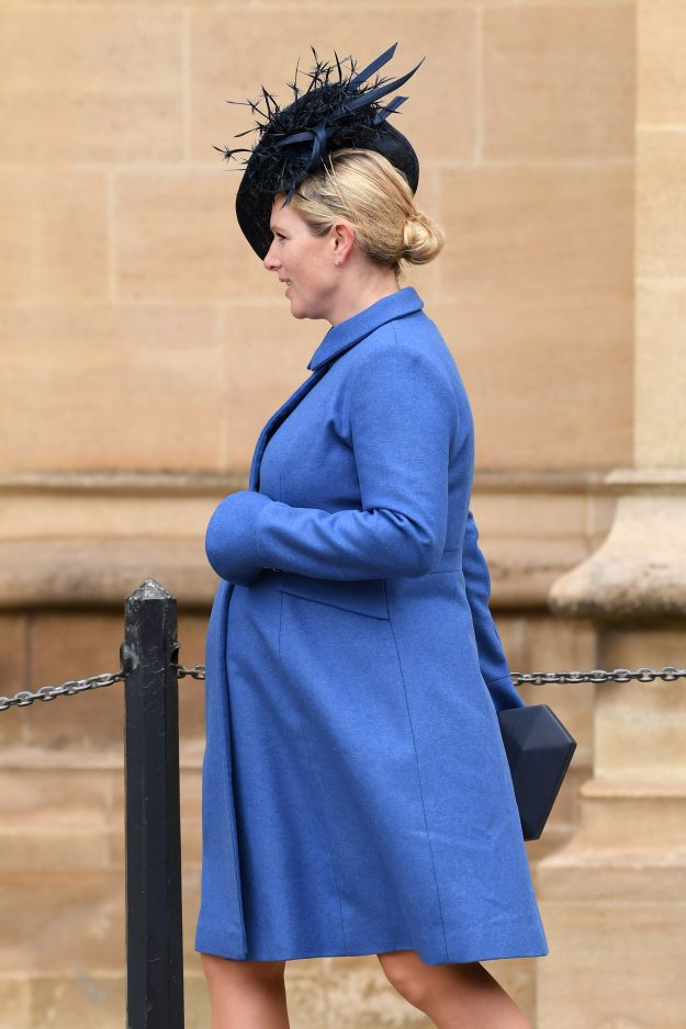 Zara Tindall is pregnant with another baby following a miscarriage in 2016 [Getty]