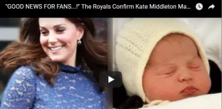 he Royals Confirm Kate Middleton May Give Birth On Charlotte's Birthday