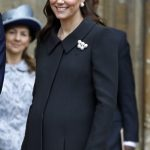 Kate Middleton is Pregnant Photo (C) GETTY