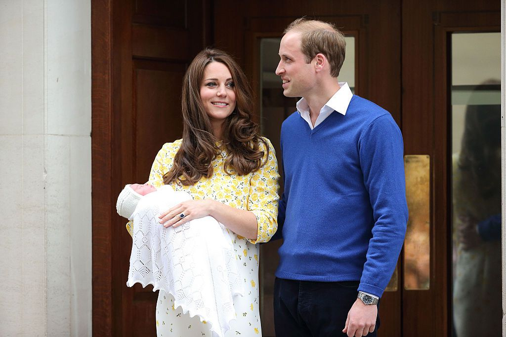 The Royals Confirm Kate Middleton's Baby No.3 Will Be 'A COMMONER