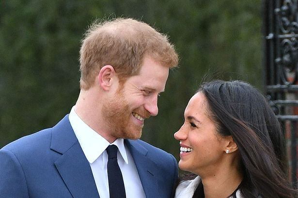 """Andrew Morton, the author of Meghan: A Hollywood Princess, said Meghan will """"pick up the baton dropped by Diana"""" adding that it """"strikes him"""" how identical they both truly are"""