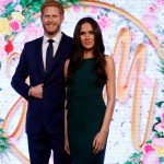 02 Wax figures of Prince Harry and Meghan Markle at Madame Tussauds London