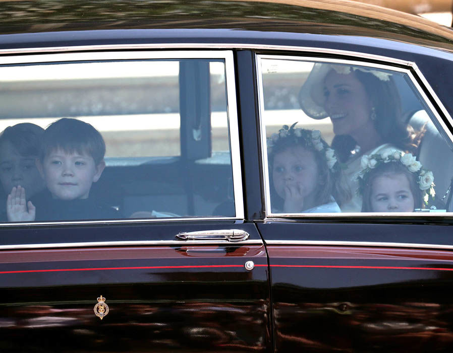 Catherine Duchess Of Cambridge Surprised Royal Watcher Second Time By