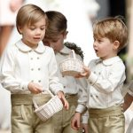 03 Prince George and Princess Charlotte Elizabeth Diana on Pippa Middleton Wedding Photo C GETTY