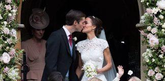 07 Prince George and Princess Charlotte Elizabeth Diana on Pippa Middleton Wedding Photo C GETTY
