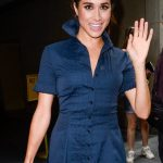 Meghan Markle dressed like Kate Middleton Photo (C) GETTY