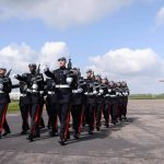 Over 250 members of the Armed Forces will be present at the royal wedding on March 19