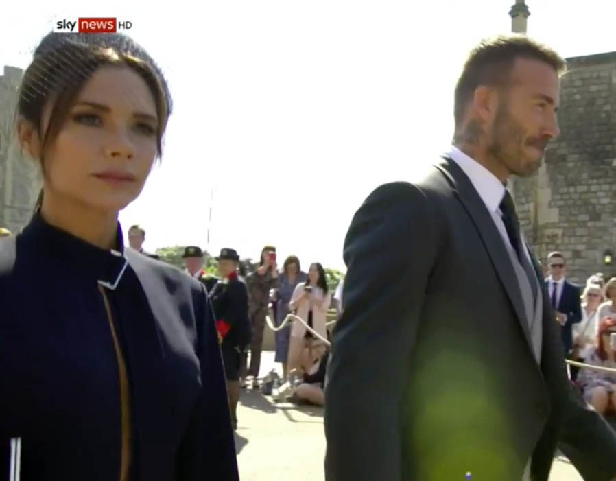 Prince Harry and Meghan Markle Guests Arrived on Wedding