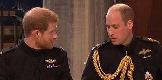 Princes Harry and William joked about Harry