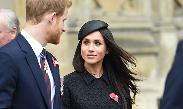 A royal correspondent has revealed that this controversy may end up improving Meghan's popularity Photo (C) GETTY