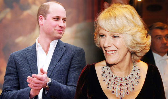 Camilla Parker Bowles Her jewellery will belong to Prince William - but why Photo (C) GETTY