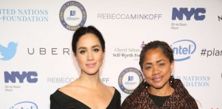 Doria Ragland is said to be furious with Thomas Markle. Photo Getty Images
