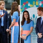 Duchess Catherine's bromance with Prince Harry was at all-time high as they celebrated Queen's Elizabeth's birthday long-weekend in 2016 Photo (C) GETTY