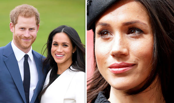 Mr Scobie also detailed Ms Ragland will stay with Prince Harry and Meghan Markle at Kensington Palace Photo (C) GETTY