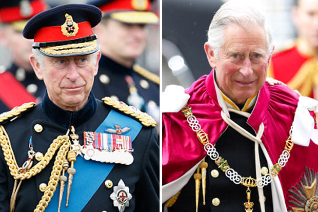 HEIR APPARENT Charles, Prince of Wales may not want to be crowned King Charles Photo (C) GETTY