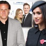 Meghan Markle's ex husband revealed Trevor Engelson wedding photos from first marriage Photo C GETTY STAR MAGAZINE MEGHAN