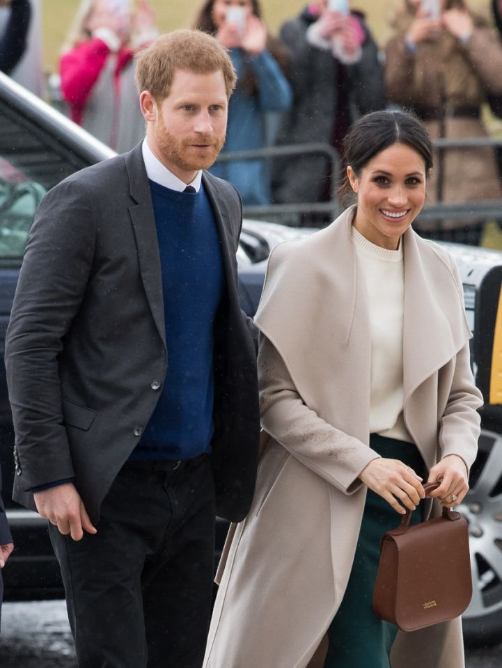 Meghan Markle's half-brother has urged Prince Harry to put a stop to the royal wedding. Photo (C) GETTY