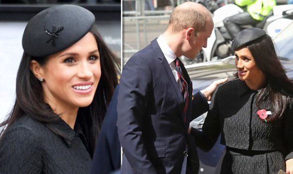 Meghan Markle Reports claimed a clash in schedules made Prince William 35 'furious' Photo C GETTY