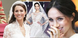 Meghan Markle Wedding dress could outdo Kate Middleton's, sources suggest Photo (C) GETTY