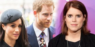 Meghan Markle and Prince Harry have a smaller property than Princess Eugenie Photo C GETTY