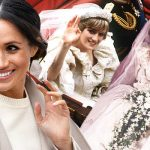 Meghan Markle v Princess Diana How will their royal wedding dresses compare Photo C GETTY