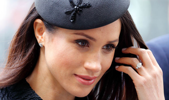 Meghan Markle will be following a royal tradition Photo (C) GETTY