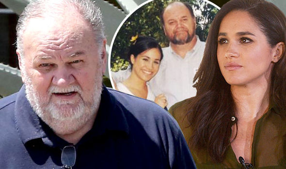 Meghan Markle's father Thomas will not attend the Royal Wedding Photo (C) RACHPOOT • TIM STEWART • GETTY